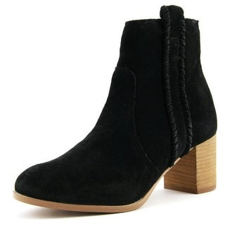 Coconuts By Matisse Tina Women  Round Toe Synthetic Black Bootie