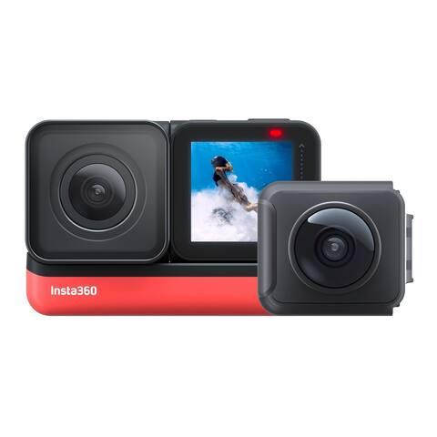 Insta360 ONE R Twin Camera Edition