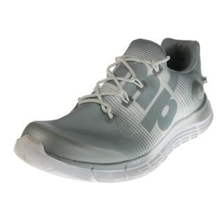 Reebok Womens ZPump Mesh Pump Technology Running Shoes - 38.5 medium (b,m)