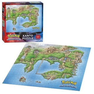 Pokemon Kanto 550-Piece Puzzle - multi