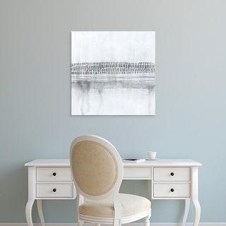 Easy Art Prints June Erica Vess's 'Premonition I' Premium Canvas Art