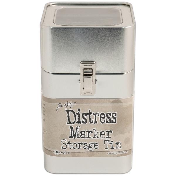 Tim Holtz Distress Tin - Empty-Empty