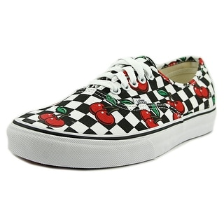 Vans Authentic Women Round Toe Canvas Multi Color Sneakers