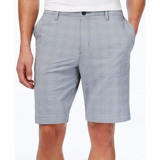 Tommy Bahama Gray Men Size 40 Sun Protection UPF 50 Stretch Shorts