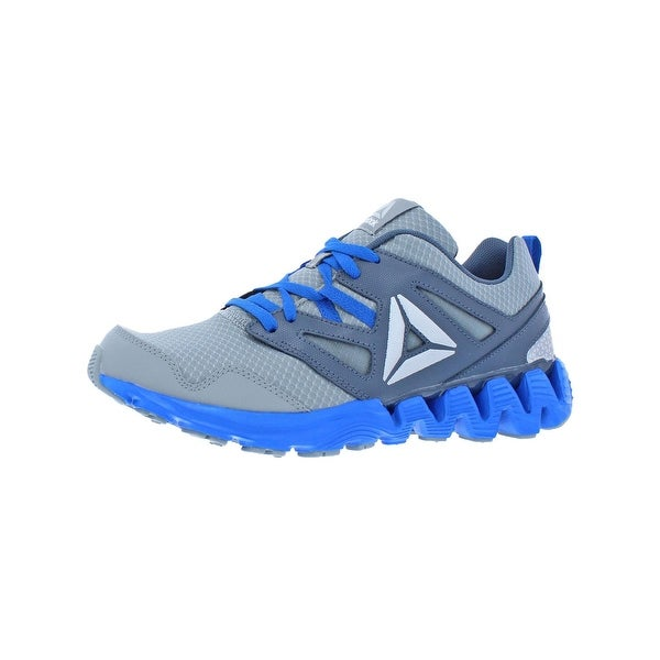 new style dffaf 09862 Reebok Boys ZigKick 2K17 Running Shoes Big Kid Ortholite