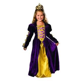 Regal Queen Costume Child