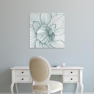 Easy Art Prints GraphINC's 'Myrrhis odorata I' Premium Canvas Art