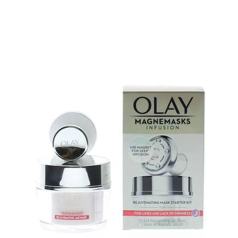 Olay Magnemasks Infusion Rejuvenating Mask Starter Kit 50g + 1pc of Magnetic Infuser