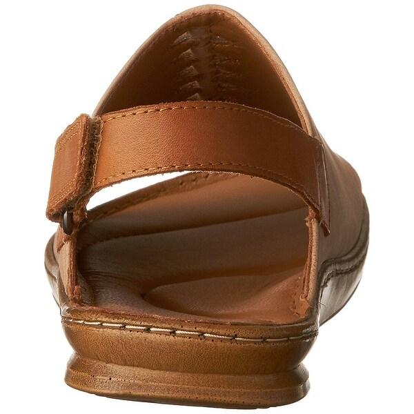 CLARKS Womens Sarla Forte Open Toe Casual Slingback Sandals 6