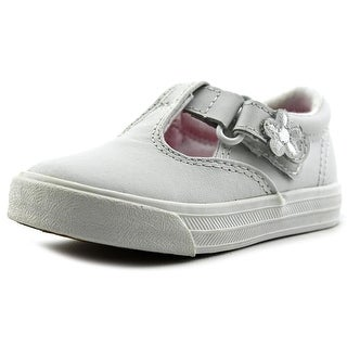 Keds Daphne W Round Toe Leather Sneakers