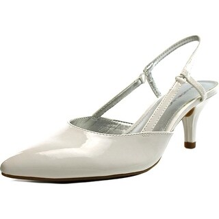 Bandolino I Believe Women White Pumps