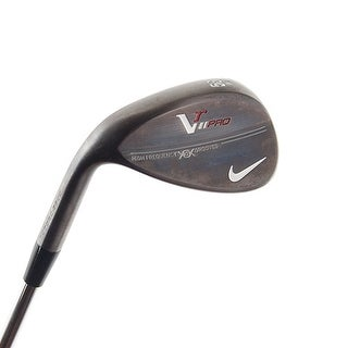 New Nike VR Pro Forged Brushed Oxide Raw Sand Wedge 56.14* Stiff LEFT HANDED
