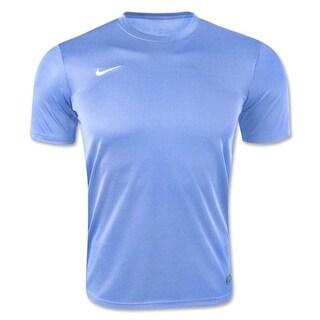 Nike Boys Tiempo II Soccer Jersey T-Shirt Sky Blue