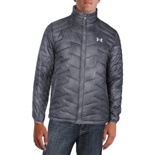 Under Armour Mens Reactor Puffer Jacket Lightweight Nylon