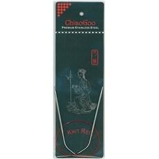 "Red Circular Knitting Needles 16""-Size 1/2.25Mm"