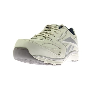 Reebok Mens Work Shoes Leather Composite Toe