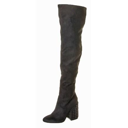 Kendall + Kylie Brett Women's Thigh High Heel Boots