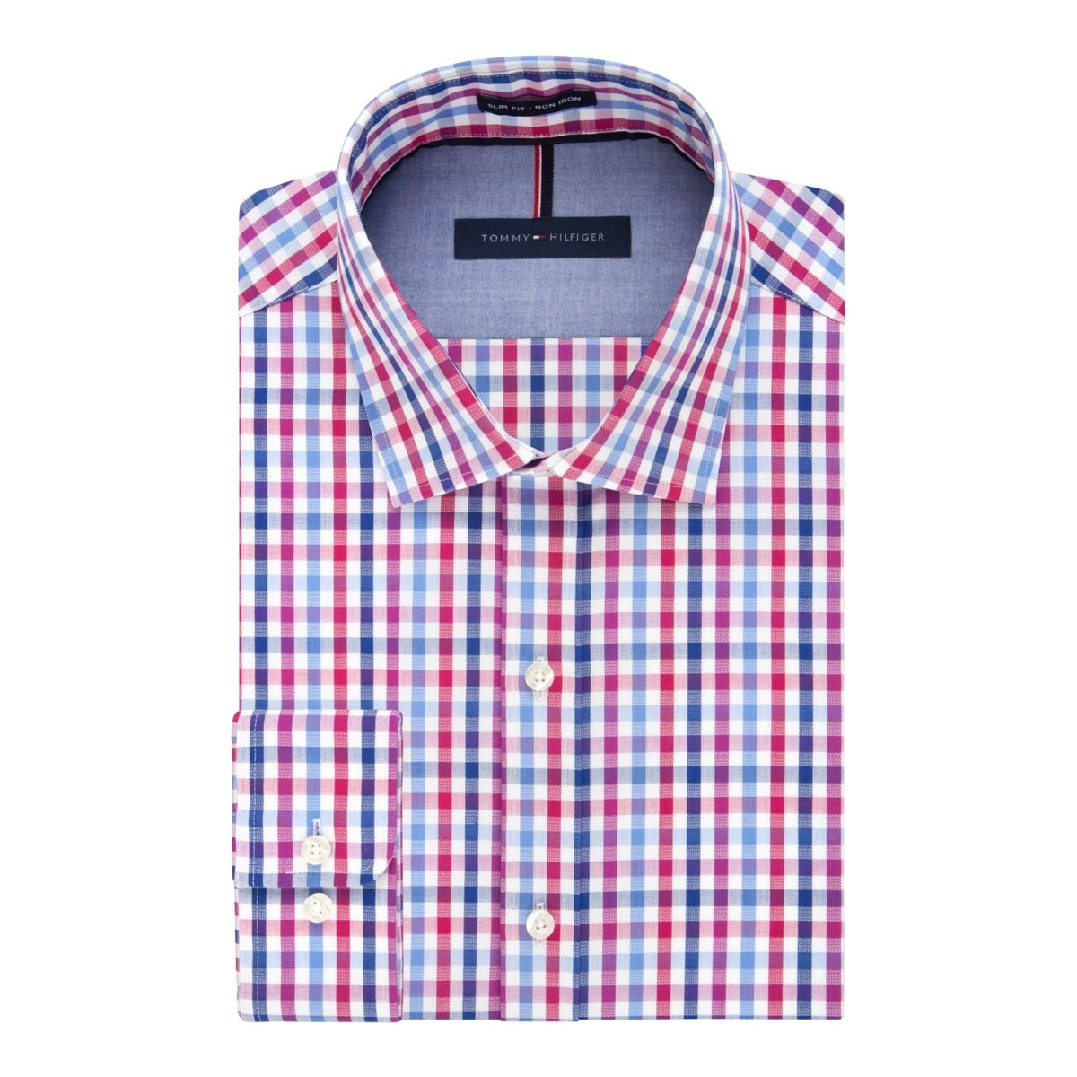 7138662b345c Tommy Hilfiger Shirts | Find Great Men's Clothing Deals Shopping at  Overstock
