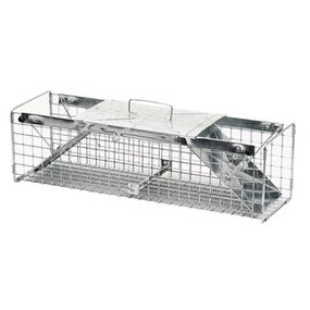 "Havahart 1030 Live Animal Trap, 24"" x 7"" x 7"""