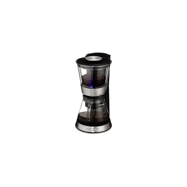 Cuisinart DCB-10 Automatic Cold Brew Coffeemaker (7 Cup)