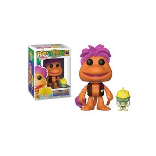 Pop! TV: Fraggle Rock- Gobo w/ Doozer