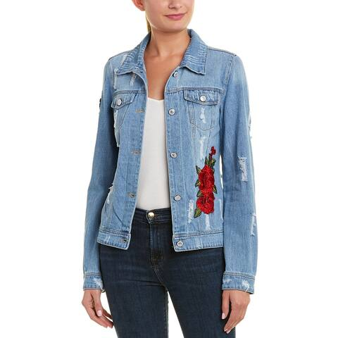 Elan Flower Patches Jacket
