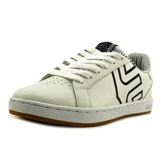 Etnies Fader LS Men Round Toe Leather Skate Shoe