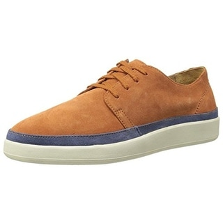 Cole Haan Mens Suede Lace-Up Fashion Sneakers