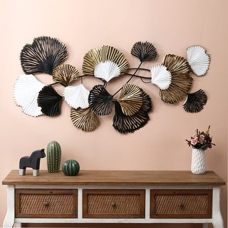 Link to Metal Seashell Modern Wall Decor Similar Items in Wall Sculptures