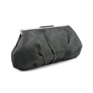 Lulu Townsend Kenna Women   Satin  Evening Bag - Black