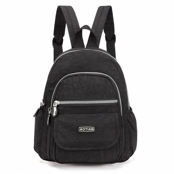 Shop Mini Nylon Women Backpacks Casual Lightweight Strong