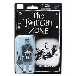 "The Twilight Zone 3.75"" Action Figure: The Bagpiper - multi"