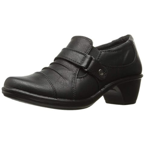 Easy Street Womens Mika Round Toe Ankle Fashion Boots