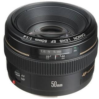 Canon EF 50mm f/1.4 USM Lens with Corel Software Package and Accessory Bundle https://ak1.ostkcdn.com/images/products/is/images/direct/eb83b88e3a4cbfcd4619758d0821d6276486c3fd/Canon-EF-50mm-f-1.4-USM-Lens-with-Corel-Software-Package-and-Accessory-Bundle.jpg?impolicy=medium