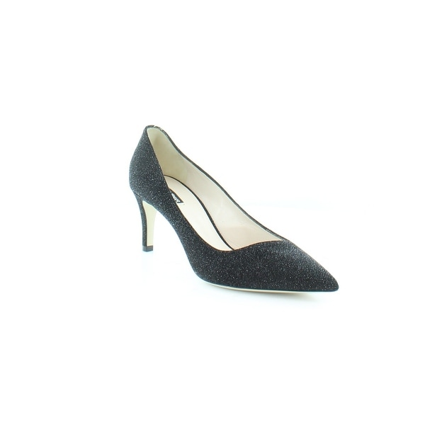 Giorgio Armani X1E310 Women's Heels Black - 6