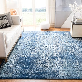 Link to Safavieh Evoke Quinn Vintage Boho Distressed Rug Similar Items in As Is