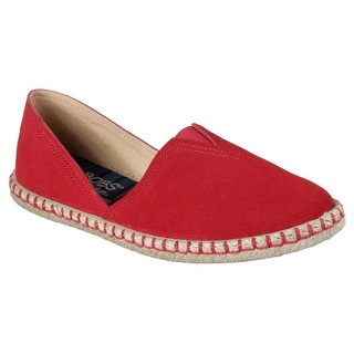 Skechers 34119 RED Women's BOBS DAY 2 NITE Casual
