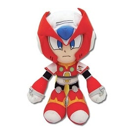 Capcom 8-inch Mega Man Zero Plush Toy
