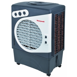 Honeywell 125 Pint Indoor/Outdoor CO60PM Portable Evaporative Air Cooler - Gray