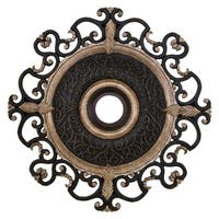 """MinkaAire CM7038 38"""" Diamenter Ceiling Medallion from the Napoli Collection"""