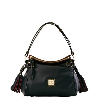 Dooney & Bourke Calf Mini Satchel (Introduced by Dooney & Bourke at $318 in Sep 2016) - Black