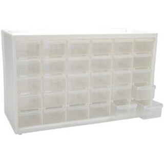 """14.375""""X6""""X8.75"""" Translucent - Artbin Store-In-Drawer Cabinet"""