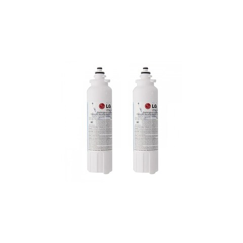 Replacement Water Filter for LG LSXS26366D Refrigerator Water Filter (2 Pack)