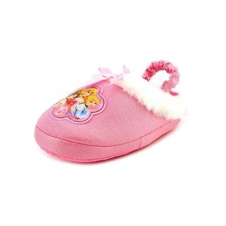 Disney Princess Slipper Round Toe Synthetic Slipper
