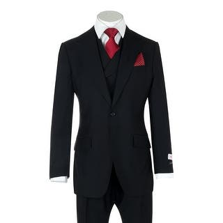 San Giovesse Black Wide Leg, Pure Wool Suit & Vest by Tiglio Rosso https://ak1.ostkcdn.com/images/products/is/images/direct/eb8a7bd4e8d1fdf9333f1a7e37a94c1fe6b48c28/San-Giovesse-Black-Wide-Leg%2C-Pure-Wool-Suit-%26-Vest-by-Tiglio-Rosso.jpg?impolicy=medium