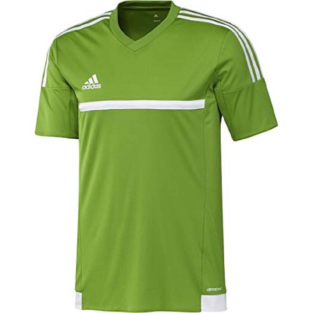Adidas Women's MLS 15 Match Jersey T Shirt YellowBlack Size Small Yellow