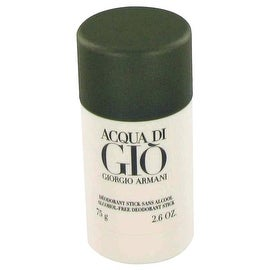 ACQUA DI GIO by Giorgio Armani Deodorant Stick 2.6 oz - Men