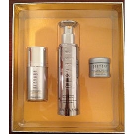 Elizabeth Arden Prevage Anti aging Daily Serum Holiday Gift Set: Daily Serum, Eye Cream, Moisture Lotion