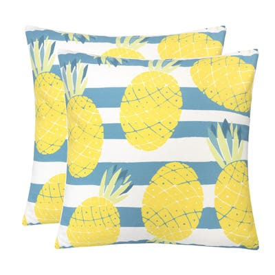 Outdoor Pillow, Pineapple