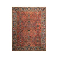 Buy Orange Hand Knotted Unique One Of A Kind Area Rugs Online At Overstock Our Best Rugs Deals